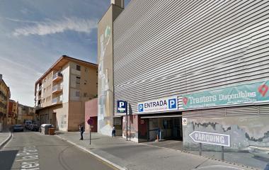 Reserve uma vaga de  estacionamento no Auditori - Promoparc