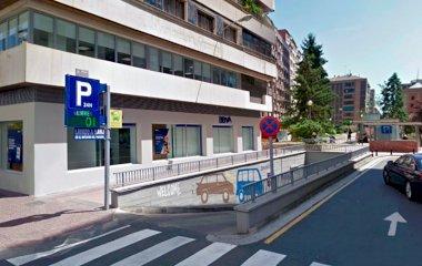 Reservar una plaza en el parking APK2 Logroño