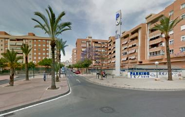 Reservar una plaza en el parking Europa - Hospital de Alicante