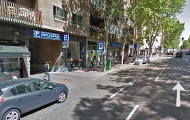 Prenota un posto nel parcheggio Delicias
