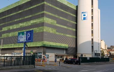 Book a parking spot in Saba Venezia-Mestre Stazione car park