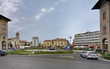 Book a parking spot in Saba Piazza Vittorio Emanuele II car park