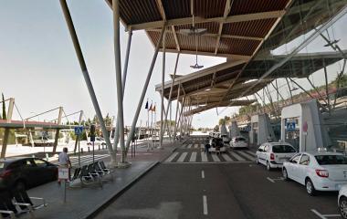 Book a parking spot in Aeropark-VIP - Aeropuerto Zaragoza car park