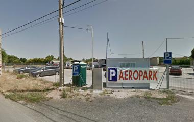 Book a parking spot in Aeropark - Zaragoza AVE car park