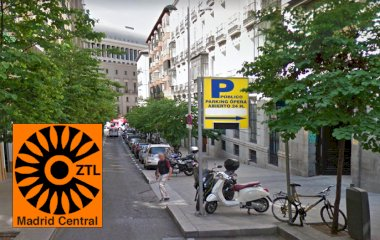 Reserve uma vaga de  estacionamento no Palacio de los Duques