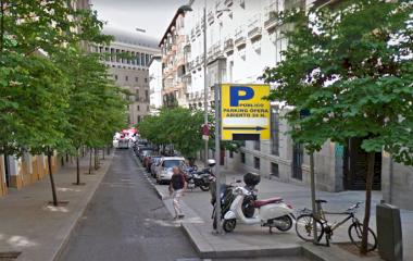 Reservar una plaça al parking Palacio de los Duques