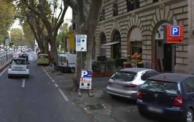 Book a parking spot in Garage Trastevere -183 car park