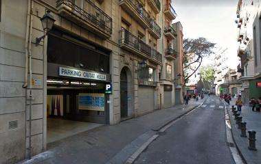 Reserve uma vaga de  estacionamento no La Rambla - Ciutat Vella