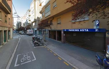 Book a parking spot in Asta -Sant Hermenegild car park