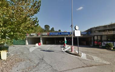 Book a parking spot in Saba Ascoli Piceno - Torricella car park