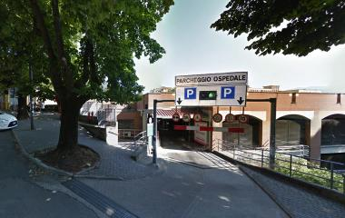Book a parking spot in Saba Cosenza - Ospedale car park