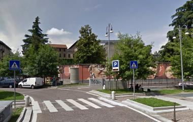 Book a parking spot in Saba Milano - Cardinal Ferrari car park