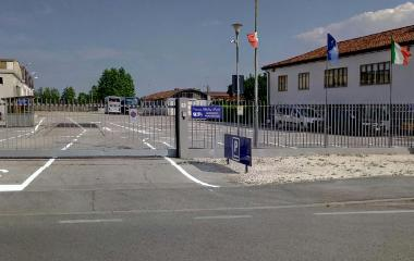 Book a parking spot in Venice Utility Park - Coperto car park