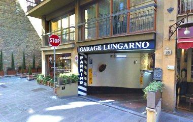 Reserveer een parkeerplek in parkeergarage Garage Lungarno