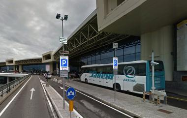Book a parking spot in The Easy Parking Malpensa - VIP Valet - T1 Scoperto car park