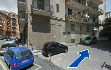 Book a parking spot in Autorimessa Granaldi  car park
