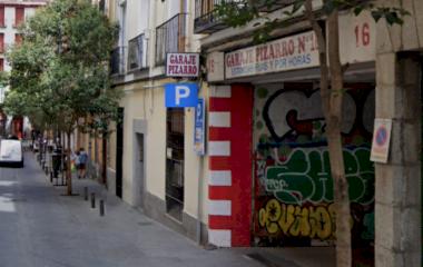 Parking Gran Vía - Callao Garaje Pizarro