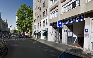Reserve uma vaga de  estacionamento no Garage Sammartini