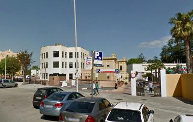 Reservar una plaza en el parking IC - Centro