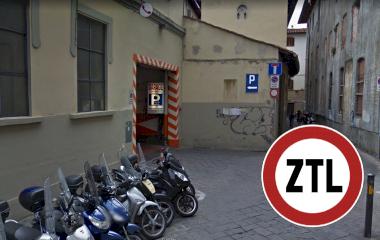 Book a parking spot in Sant'Orsola car park