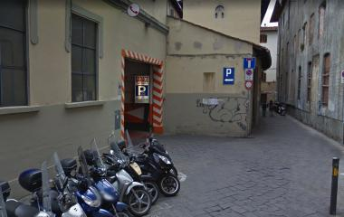 Prenota un posto nel parcheggio Sant'Orsola