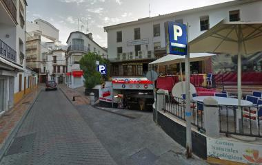 Book a parking spot in IC - Plaza de la Victoria car park