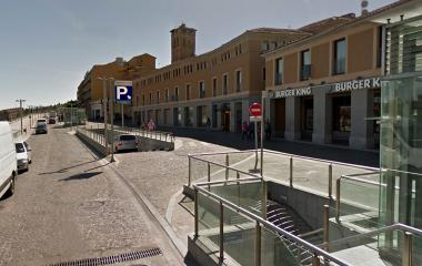 Book a parking spot in IC - Acueducto Oriental car park