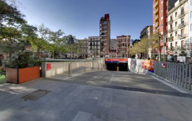 Reservar una plaza en el parking BSM Joanic