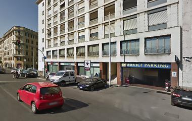 Reservar una plaça al parking Supergarage Pretorio