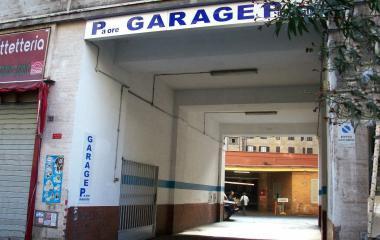 Reservar una plaza en el parking Il Tuo Parcheggio