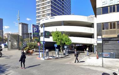 Reservar una plaça al parking Estación de Sants - IMSA