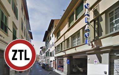 Book a parking spot in San Zanobi car park