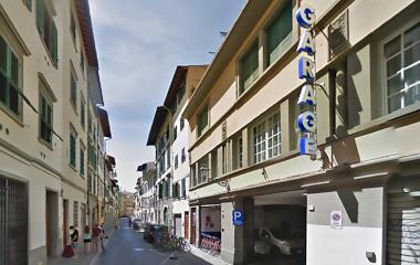 Reservar una plaza en el parking San Zanobi