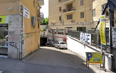 Забронируйте паркоместо на стоянке Stazione Roma - Circonvallazione Nomentana