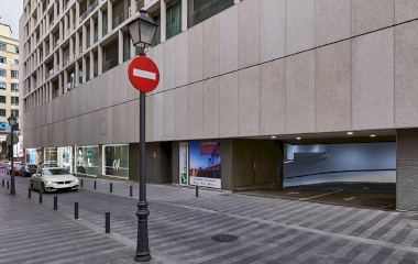 Callao Smart Parking   -    (Tudescos - Gran Via)
