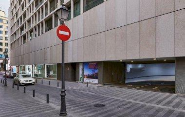 Callao Smart Parking   -    (Tudescos - Gran Via)
