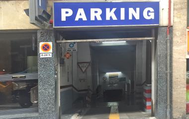 Parking Clínica Barraquer - Voivolan - Aribau