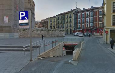 Reservar una plaza en el parking IC - Plaza de Portugalete