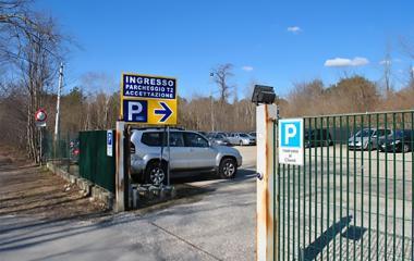 Book a parking spot in Kameha Parking - Aeroporto di Milano-Malpensa car park