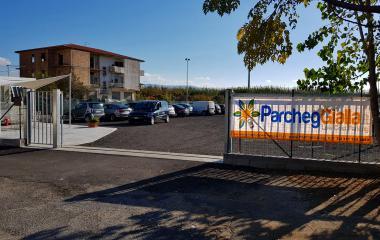 Parking Parcheggialla - Stazione Centrale & Aeroporto Lamezia Terme