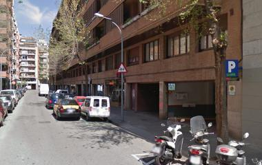 Parking Gracia - Legalitat