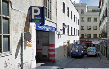Parking Turismos Lavapiés Primavera