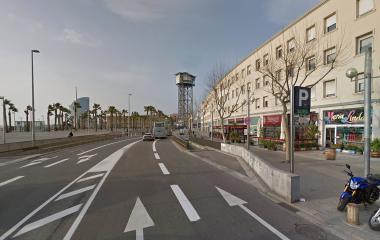 Parking Barceloneta APK2 Plaça del Mar