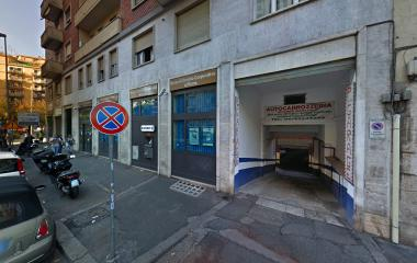 Book a parking spot in Delle Provincie car park