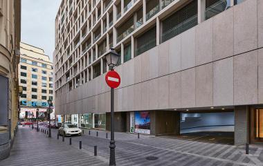 Oferta Fin de Semana Callao Smart Parking  - Gran Vía