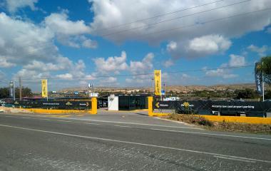 Reservar una plaza en el parking WePark - ALC descubierto