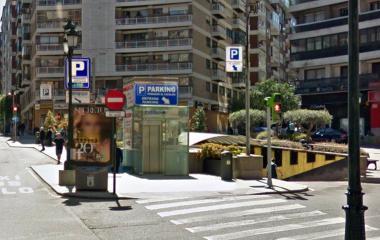 Réservez une place dans le parking IC - Fernando el Católico