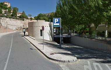 Book a parking spot in IC - Auditorio de Cuenca car park
