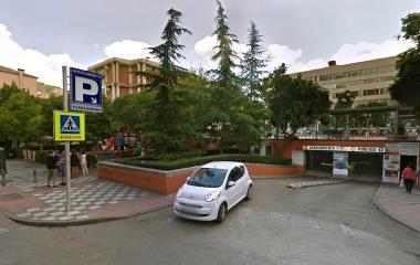Book a parking spot in IC - Plaza de España car park