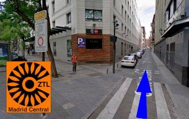 Reservar una plaza en el parking Homely - Atocha